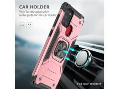 قاب محافظ حلقه دار سامسونگ Samsung Galaxy A21s Finger Ring Case