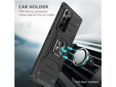 قاب محافظ حلقه دار سامسونگ Samsung Galaxy Note 20 Ultra Finger Ring Case
