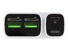 پاور بانک سریع باوین Bavin PC085 10000mah Qualcomm 3.0 & PD Power Bank