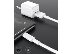 شارژر دیواری و کابل میکرو یو اس بی باوین Bavin PC399Y Micro USB Charger