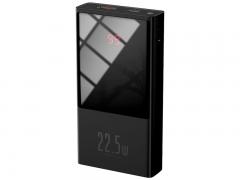 پاور بانک 10000 میلی آمپر بیسوس Baseus PPMN-A02 Super mini digital Display 10000mAh power bank