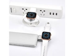پایه شارژ اپل واچ، آیفون و ایرپاد کوتتسی Coteetci 3in1 Aluminium Wireless Charging Stand CS5700