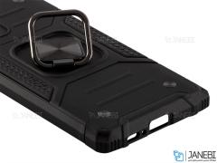 قاب محافظ حلقه دار سامسونگ Samsung Galaxy S10 Lite Finger Ring Case