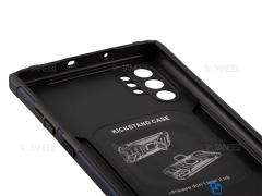 قاب محافظ حلقه دار سامسونگ Samsung Galaxy Note 10 Plus Finger Ring Case