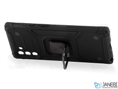 قاب محافظ حلقه دار سامسونگ Samsung Galaxy Note 10 Finger Ring Case