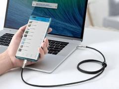 کابل شارژ سریع و انتقال داده تایپ سی به تایپ بیسوس Baseus Metal Data Cable 100W Type-C 2m