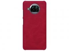 کیف چرمی نیلکین شیائومی Nillkin Qin Leather Case Xiaomi mi 10T Lite 5G/Note 9 Pro 5G