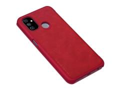 کیف چرمی نیلکین وان پلاس Nillkin Qin Leather Case OnePlus Nord N100