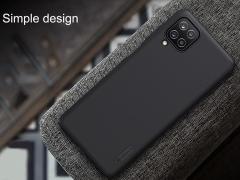 قاب محافظ نیلکین سامسونگ Nillkin Super Frosted Shield Case Samsung Galaxy A12