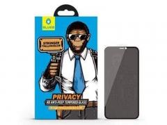 محافظ صفحه نمایش شیشه ای حریم شخصی آیفون Blueo Anti Peep Privacy Glass iPhone 12 Pro Max