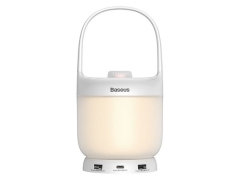 چراغ خواب بیسوس Baseus Moon-white Portable Lamp