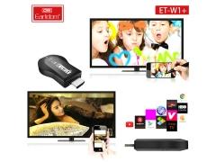 دانگل اچ دی ام آی تلویزیون ارلدام Earldom ET-W1+ Wireless TV Dongle EarlCast
