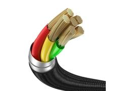 کابل تایپ سی و داک شارژ ساعت بیسوس Baseus Cafule One-for-two Data Cable USB to C+ Watch Charging Dock