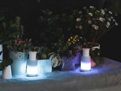 چراغ اضطراری پرتابل بیسوس Baseus Starlit Night Car Emergency Light