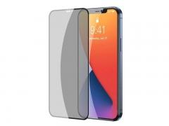 محافظ صفحه نمایش حریم شخصی دوتایی بیسوس آیفون Baseus Privacy Glass iPhone 12 / 12 Pro