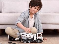 کامیون میکسر ساختنی شیائومی Xiaomi Mitu mixer truck