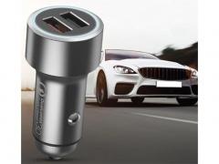 شارژر فندکی شارژ سریع دو پورت شیائومی 70mai Midrive CC02 QC3.0 Car Charger
