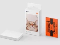 کاغذ مخصوص چاپ عکس شیائومی 20تایی Mi Portable Photo Printer Paper XMBXXZ01HT