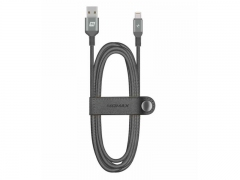 کابل لایتنینگ مومکس Momax EliteLink DL13D Lightning Cable 2M