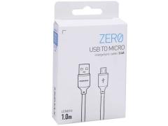کابل شارژ و انتقال داده میکرو یو اس بی مومکس Momax Zero DM16 Micro USB Cable 1m