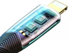 کابل شارژ سریع و انتقال داده لایتنینگ مک دودو Mcdodo CA-806 Auto Power Off Lightning Data Cable 1.8m