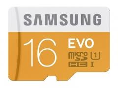کارت حافظه میکرو اسدی سامسونگ Samsung EVO Plus micro sdhc Memory Card 16GB