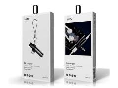 مبدل تایپ سی به تایپ سی و صدا توتو Totu EAUC-24 Revival Audio Converter