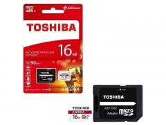 رم میکرو اسدی 16 گیگابایت Toshiba 16GB EXCERIA M302 microSDHC Class 10