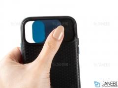 قاب محافظ با درپوش کشویی لنز آیفون Lens protector Case Apple iphone 12/12 Pro