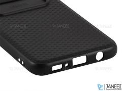 قاب محافظ با درپوش کشویی لنز سامسونگ Lens protector Case Samsung Galaxy S10