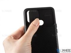 قاب محافظ با درپوش کشویی لنز سامسونگ Lens protector Case Samsung Galaxy A10s