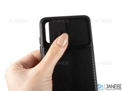 قاب محافظ با درپوش کشویی لنز سامسونگ Lens protector Case Samsung Galaxy M30