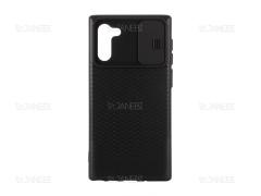 قاب محافظ با درپوش کشویی لنز سامسونگ Lens protector Case Samsung Galaxy Note 10