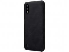 کیف چرمی نیلکین سامسونگ Nillkin Qin Leather Case Samsung Galaxy A01