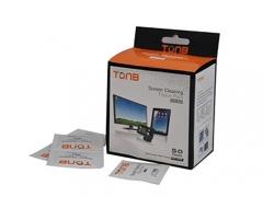 پاک کننده صفحه نمایش تنب Tonb Screen Cleaner Tissue Pack TCK-894
