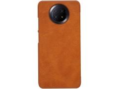 کیف چرمی نیلکین سامسونگ Nillkin Qin Leather Case Xiaomi Redmi Note 9 5G/Note 9T