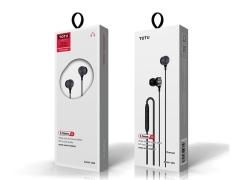 هندزفری با سیم توتو Totu EAUA-028 Echo metal wired earphone