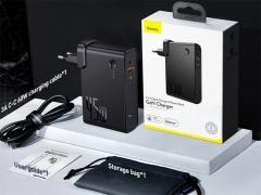 پاور بانک و شارژر دیواری سریع بیسوس Baseus PPNLD45UE GaN Quick Powerbank Charger