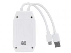 پاورمتر دو کانال با قابلیت ذخیره Power Socket UNI-T UT658 Dual