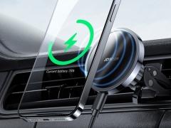 پایه نگهدارنده و شارژر بی سیم داخل خودرو جویروم Joyroom JR-ZS240 Wireless Car Charge Holder