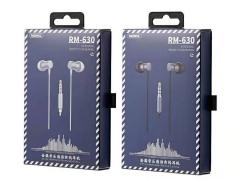 هندزفری با سیم ریمکس Remax RM-630 Earphone