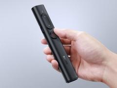 پوینتر و پرزنتر لیزری بی سیم بیسوس Baseus Orange PPT Wireless Presenter