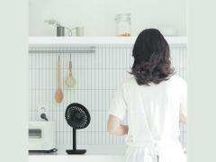 پنکه شارژی رومیزی شیائومی Xiaomi Youpin Solove F5 Desktop Fan