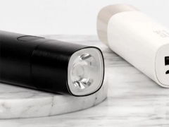 پاور بانک 3000 میلی آمپر و چراغ قوه شیائومی Xiaomi SOLOVE X3s Flashlight & Power Bank