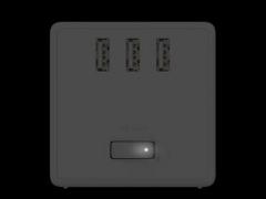 چند راهی مکعبی دارای سیم میجیا شیائومی Xiaomi Mijia Cube Shape Socket Power Converter