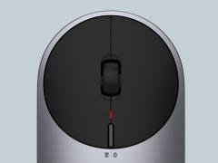 موس بلوتوثی شیائومی Xiaomi Mi BXSBMW02 Portable Mouse 2