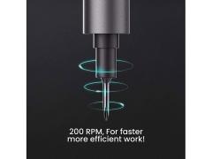پیچ گوشتی شارژی شیائومی Xiaomi Wowstick 1F+ 69 in 1 Electric Screwdriver