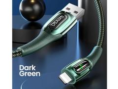 کابل شارژ و انتقال داده لایتنینگ یوسامز Usams US-SJ467 Raydan Lightning Cable 1.2m