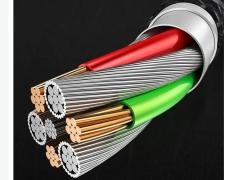 کابل سریع تایپ سی به تایپ سی یوسامز Usams U31 Type-C to Type-C 100W Cable 1.2m