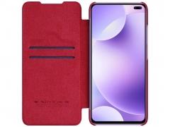 کیف چرمی نیلکین شیائومی Nillkin Qin Leather Case Xiaomi K30/K30 5G